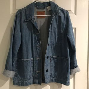 Levi's Lighter Denim Jacket